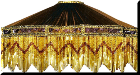 Beaded Lamp Shades Magnificent Enchanting Victorian Lampshades Victorian LampshadeLampshade