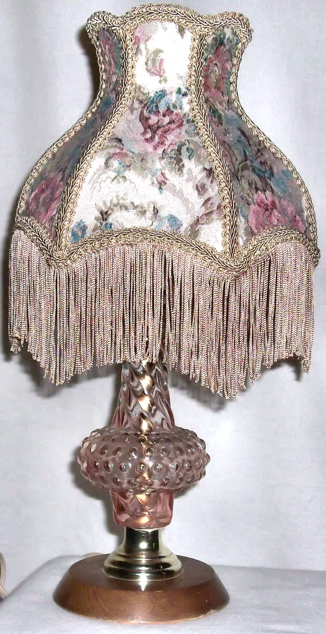 Enchanting Victorian Lampshades Small Custom Vintage