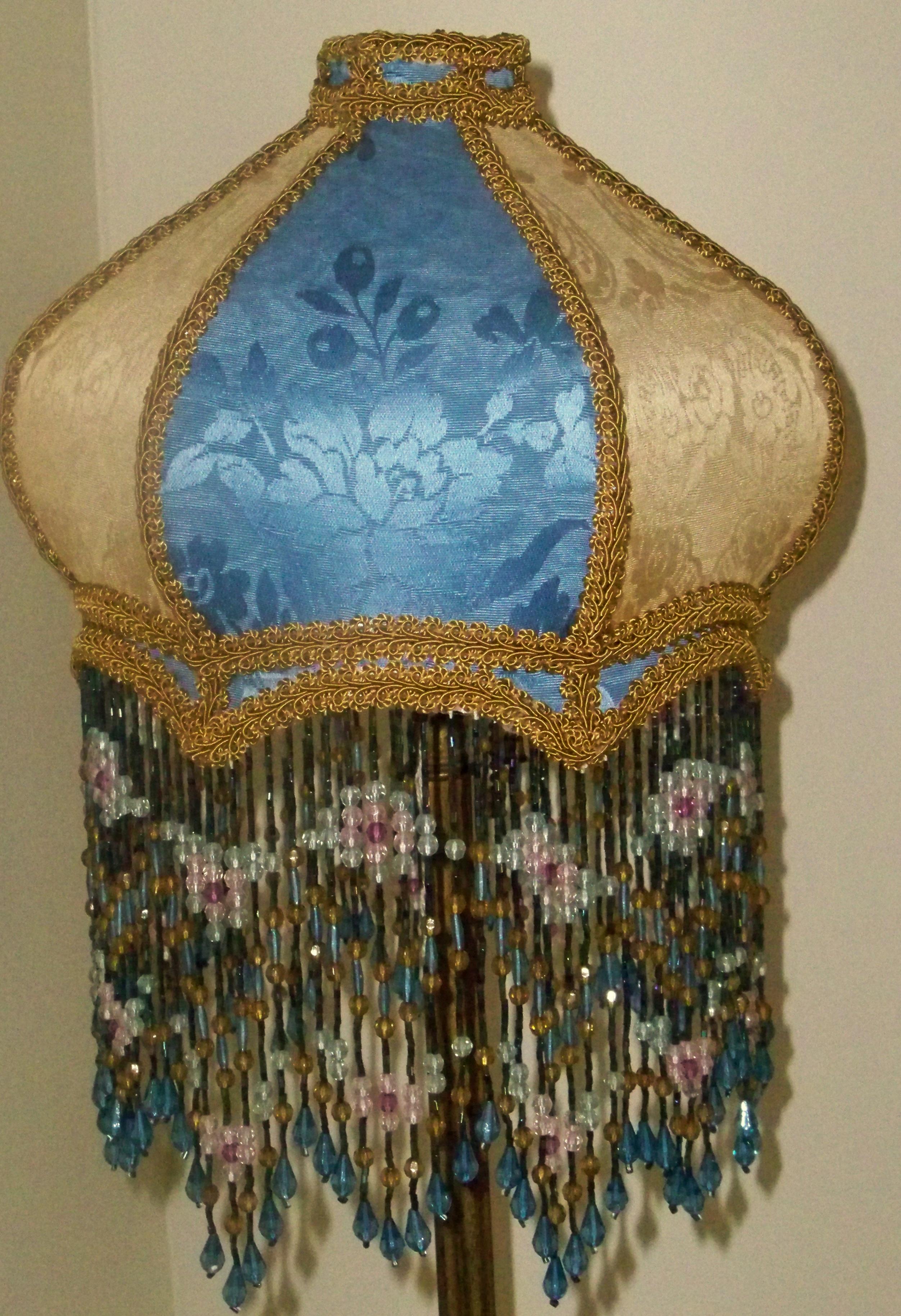 Enchanting Victorian Lampshades Small Custom Vintage victorian