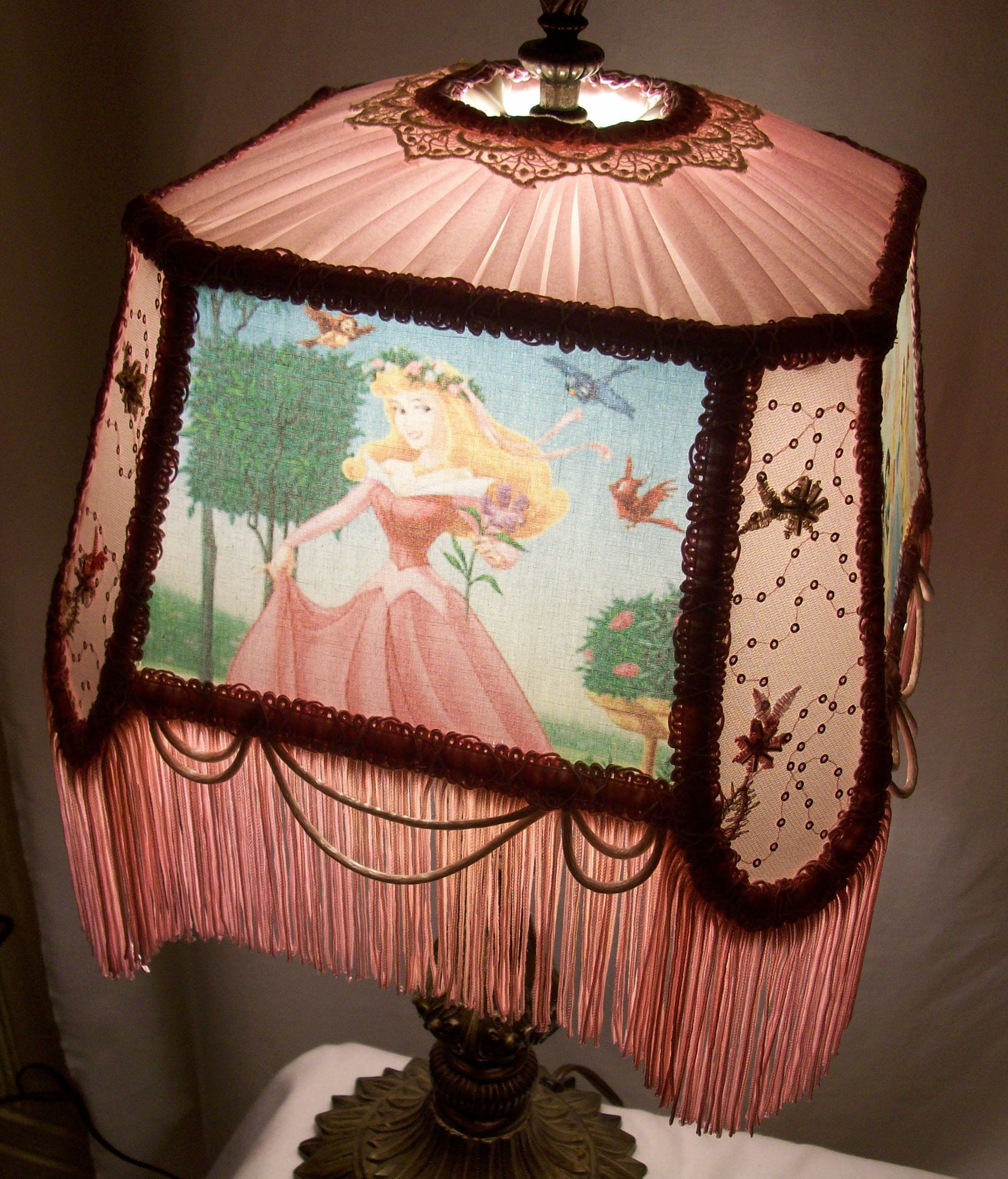 Enchanting victorian lampshades victorian lampshadelampshade spotlight home small table chandelier lampshades aloadofball Image collections